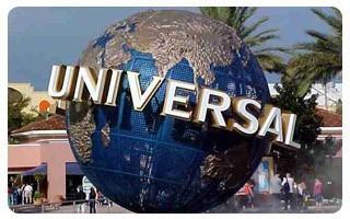 Universal Studios Party Bus