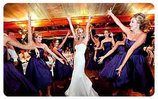 Party Bus Weddings