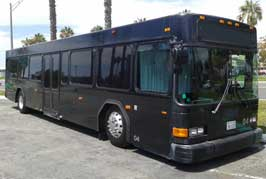 large party bus rentals
