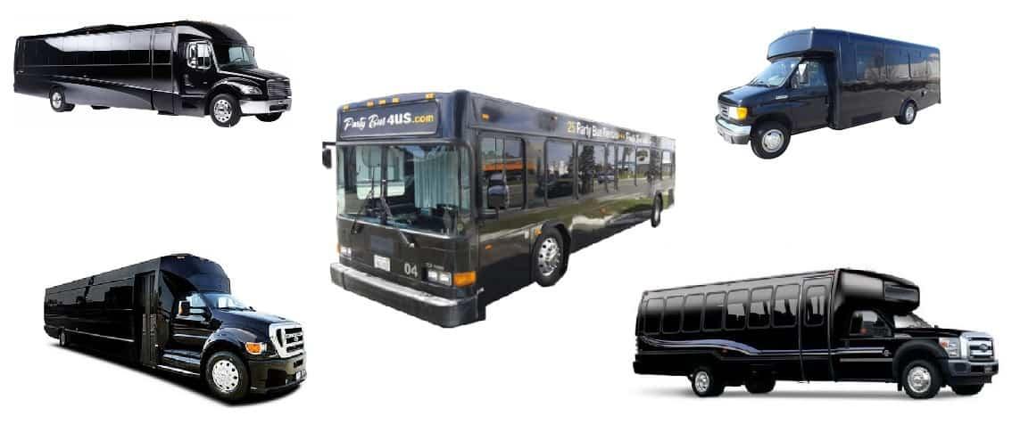 party bus rentals | partybus4us.com
