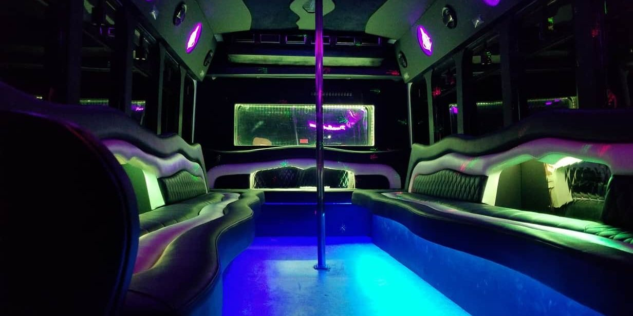 party bus rentals Orange County, CA